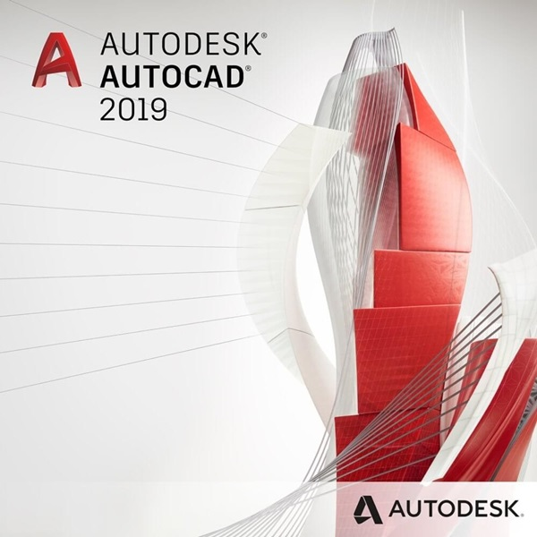 Picture of AutoCAD 2019
