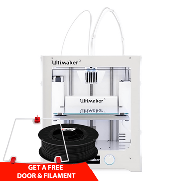 Picture of Ultimaker 3 - 3D Printer