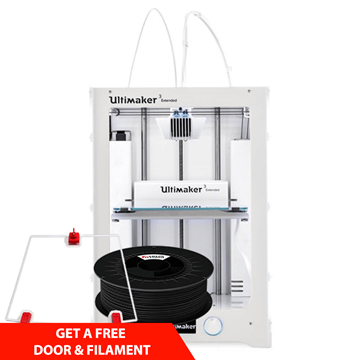 Ultimaker 3 Extended Promotion